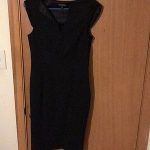 Dresses & Skirts - Express black dress
